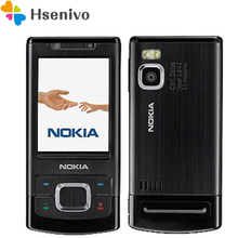Nokia 6500s Refurbished-Original Nokia 6500 Single Core Slide Cell Phone 3G Mp3 Player 3.15MP Mobile Phone phone