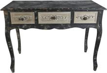 Barock skrivbord - Antikt utförande