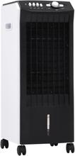 vidaXL 3-i-1 Mobil luftkylare/luftfuktare 65 W