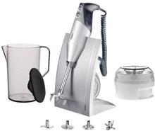 Bamix stavblender - SwissLine XL - Silver/black