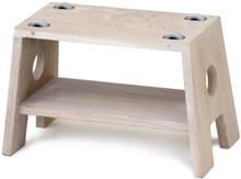 Änglamark skammel - Collect Furniture - Stool - Hvid olieret