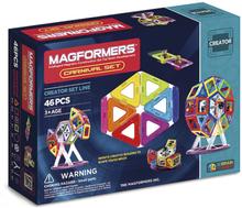 Magformers byggesæt - Carnival set - 46 dele