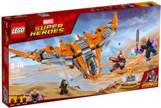 LEGO Super Heroes Thanos: Den ultimative kamp