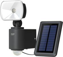 GP Safeguard udendørssensorlampe med solcelle - RF 3.1H