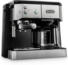 De'Longhi fiterkaffe- og espressomaskine - Combi BCO421.S