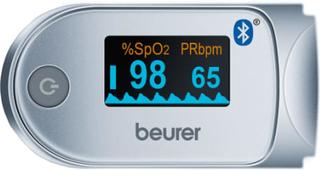 Beurer pulsoximeter - PO 60