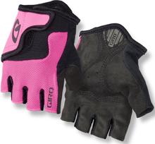 Giro Bravo Gloves Barn bright pink L 2020 Cykelhandskar för barn