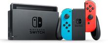 Switch 32GB Rød/Blå