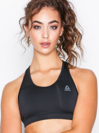 Sport BH High Support - Svart Reebok Performance Wor Racerback Bra