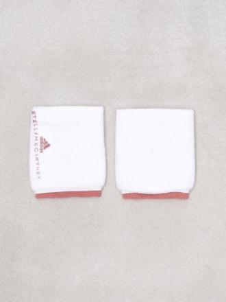 Adidas by Stella McCartney Wristband Pannband & Armband Vit