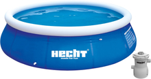 Hecht Pool Fast Set 3618L Med Filter