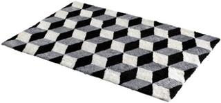 Skandilock Stairs matta 120x120 - Brun