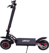 VMAX Fifty-Five Usain Rolled V2.0 E-Scooter black 2019 Elscooter