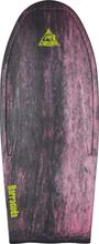 "Wave Skater Chimaera Barracuda Bodyboard 54"" Magenta/Grey"