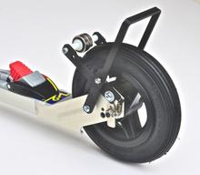 Jenex V2 Speed Reducer passer til rulleski med lufthjul