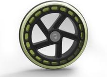 Skike Speed 145mm Reservehjul PU-hjul