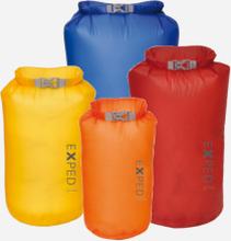 Exped Fold Drybag UL 4-pack XS-L - Packsäckar