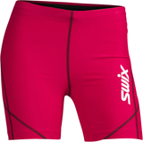 Swix 02 Tights Short - Dam - Rosa