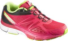 Salomon X-SCREAM 3D W Lotus Pink - Juoksukengät Kampanja