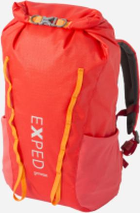 Exped Kids Typhoon 12 red - Ryggsäck