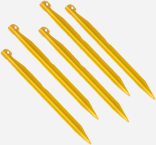 Exped Exped V-Peg S (set of 5) - Tältpinnar