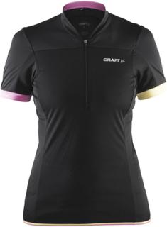 Craft Motion Jersey W Cyekltröja BLACK