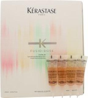 Kerastase Fusio Dose Homelab Discipline Presentset 4 x 6ml Hair Treatment