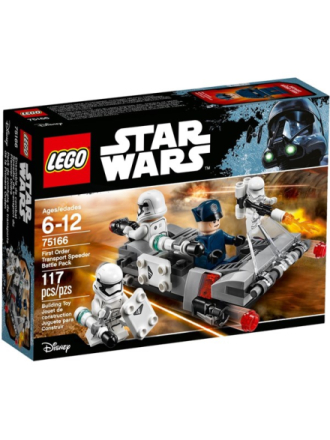 Star Wars 75166 First Order Transport Speeder Battle Pack - Proshop