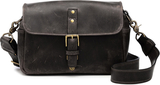 ONA Bowery Dark Truffle Leather, ONA