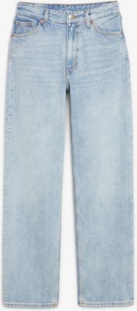 Taiki straight leg light blue - Blue