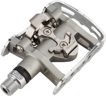 Shimano PD-M324 Pedals SPD silver 2020 MTB-pedaler