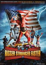 Bigger Stronger Faster (dvd)