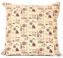 Poduszka dekoracyjna Kapitańska 45x45