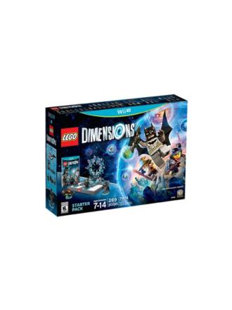 Dimensions Starter Pack - Nintendo Wii U - Adventure - Proshop