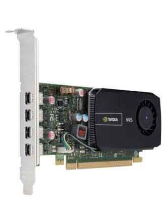 Quadro NVS 510 - 2GB GDDR3 RAM - Grafikkort