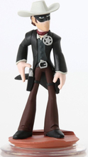 Disney Infinity 2.0 Character - Lone Ranger (Video Game Toy)