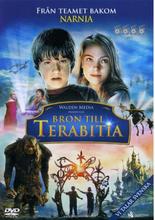 Bron Till Terabitia -dvd