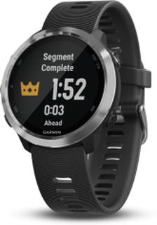 Garmin Forerunner 645 Music, GPS, EU/PAC, Black inkl ett par trådlösa hörlurar