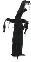 Halloween Black Tree, animated 110cm