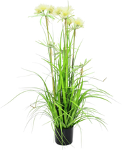 Konstgjord Star grass, 120 cm.
