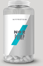 NO2 Pump Capsules - 180capsules - Unflavoured
