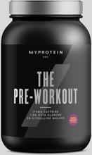 THE Pre-Workout™ - 30servings - Orange Mango Passionfruit