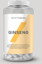 Ginseng Capsules - 90capsules