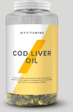 Cod Liver Oil Softgels - 90capsules