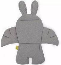 CHILDWOOD Universell barnstolsdyna kanin grå CCRASCJG