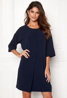 Rut & Circle Isabelle Dress Dk Navy XL