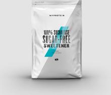 100% Sucralose Sugar-Free Sweetener - 100g - Unflavoured