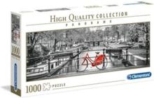 1000 pcs. High Quality Collection Panorama AMSTERD Lattia