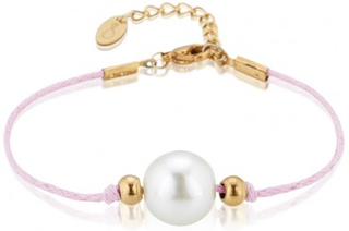 Everneed Summer Dot Armbånd Blossom Guld Onesize