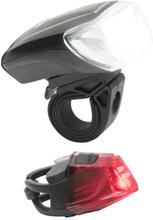 Ledsavers Oppladbare sykkellykter